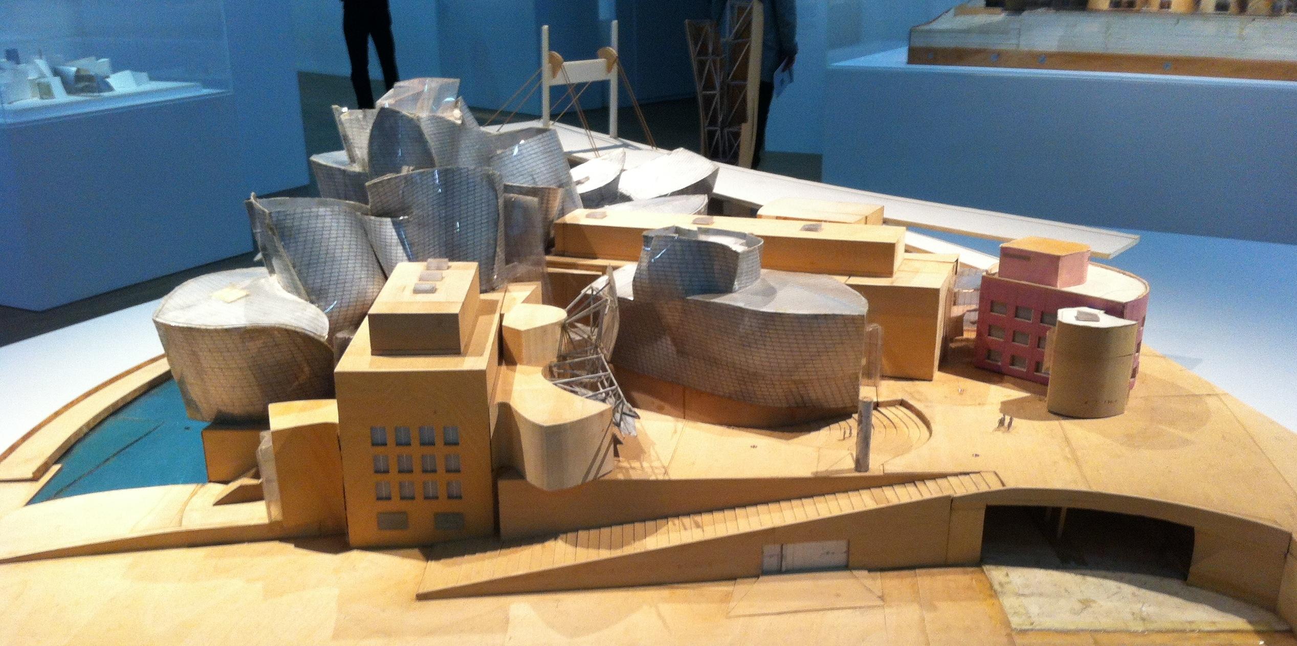 Musée Guggenheim (Bilbao, Espagne), 1991-1997.