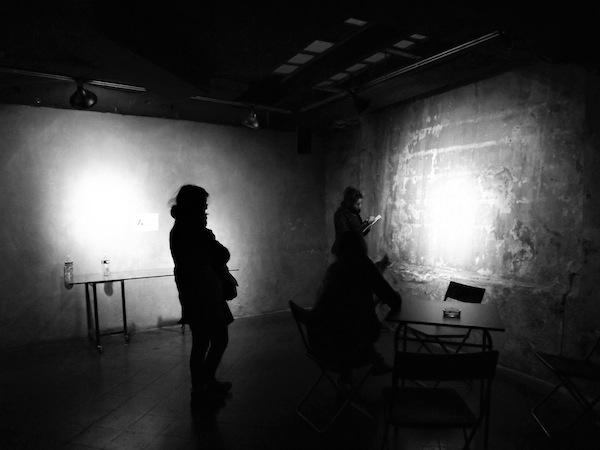 scénographie galerie