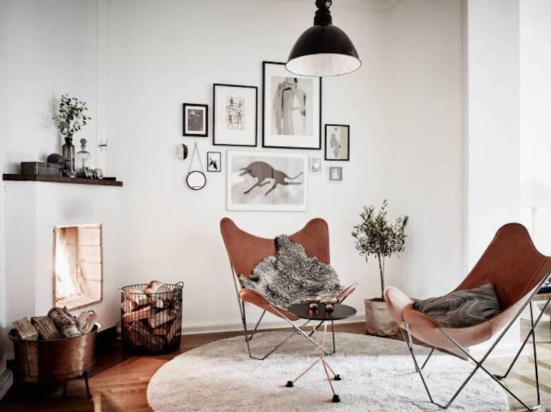 AIRBORNE // AA le fauteuil intemporel