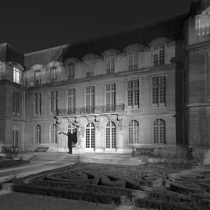 Carnavalet Nocturne ∏ Benjamin Soligny