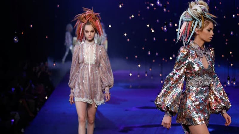 Marc Jacobs © Catwalking