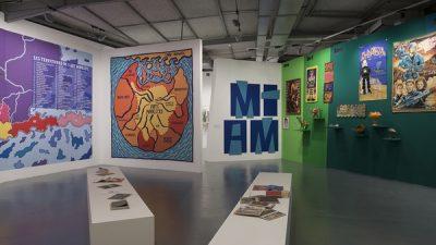 HERVE DI ROSA // Les arts modestes