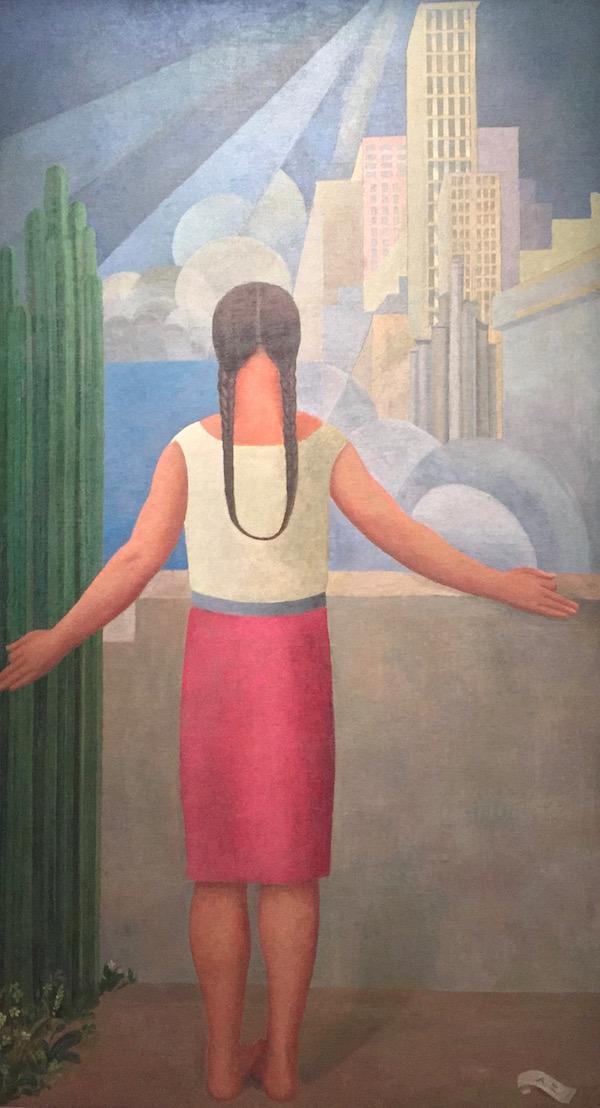 ©La Frontière septentrionale du mexique, 1927