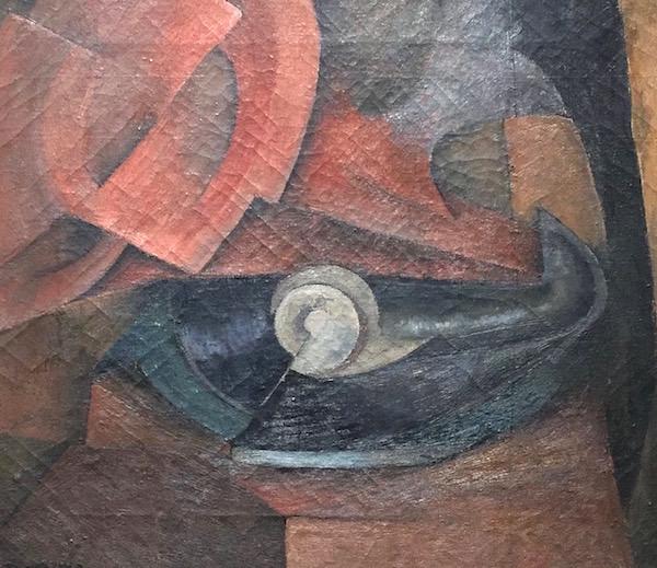 Phonographe, 1925, Rufino Tamayo