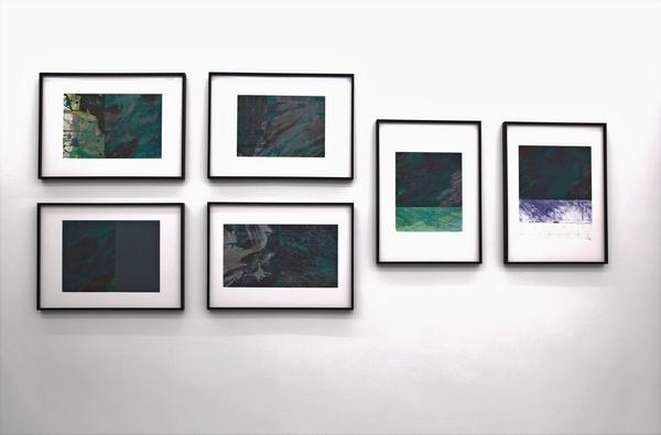 Galerie Gilbert Dufois - la Nature au Carré -Olivier Moriette ©