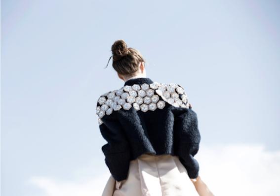 CORALIE MARABELLE // Entre prêt-à-porter et haute couture
