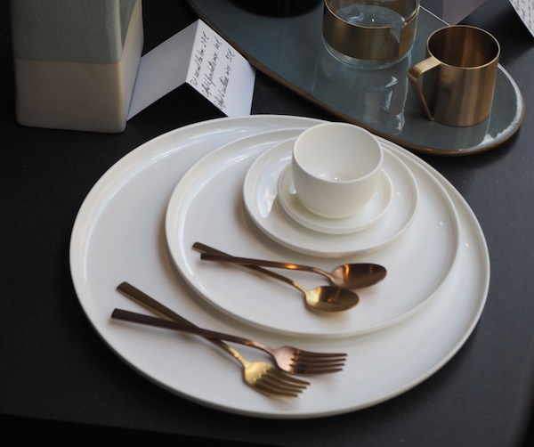 A MA TABLE // Refined and original tableware art
