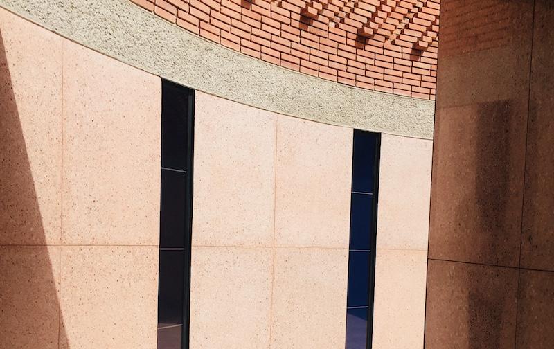 YVES SAINT LAURENT MUSEUM // Stop in Marrakech