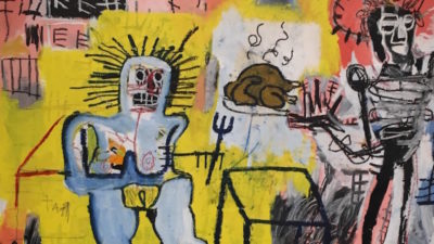 Jean-Michel Basquiat // Fondation Louis Vuitton